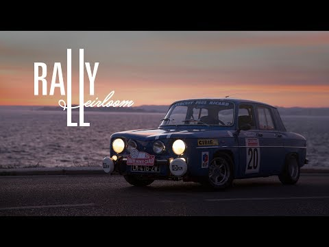 1967 RENAULT R8: A Retro Rally Heirloom