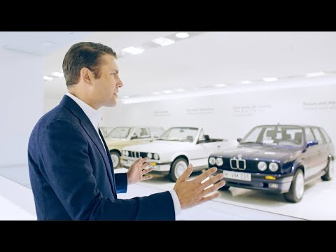 Inside BMW Group Classic – Birth of the BMW E30 Touring, and Other Stories.