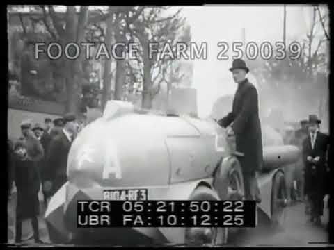 Newest Rival For Motor Speed Record - 250039-74 | Footage Farm Ltd