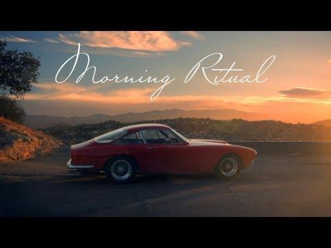 Ferrari 250 GT Lusso Morning Ritual - Petrolicious