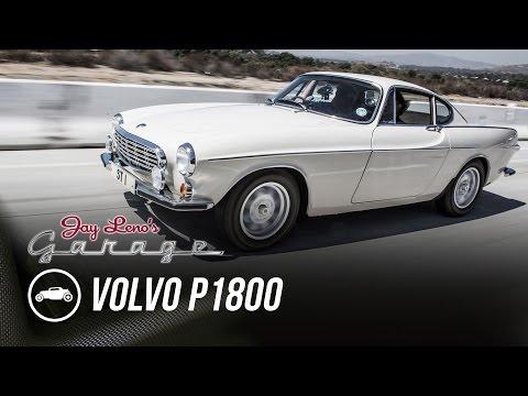 1967 Volvo P1800 from The Saint - Jay Leno's Garage