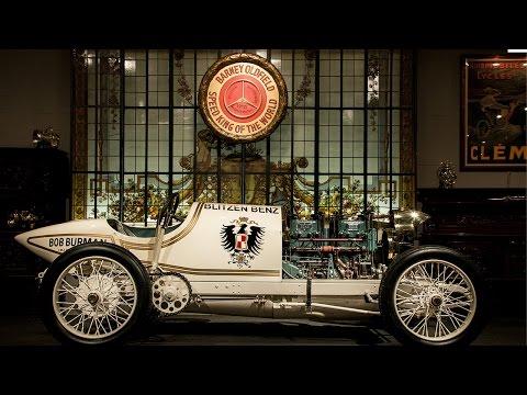 The Blitzen Benz & William Evanz: Living a Dream, Driving a Legend — Mercedes-Benz