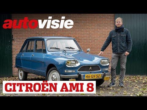 Citroën Ami 8 (1978) | Uw Garage | Autovisie