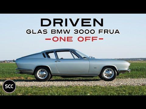 BMW-GLAS 3000 V8 Fastback by Frua 1967 | BMW ONE OFF | Glas test drive | SCC TV