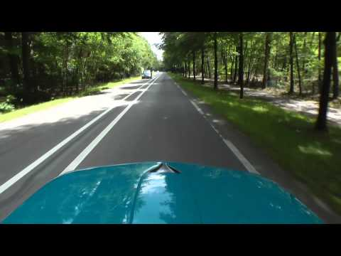 1973 Alfa Romeo Montreal full HD action video with fantastic engine sounds!