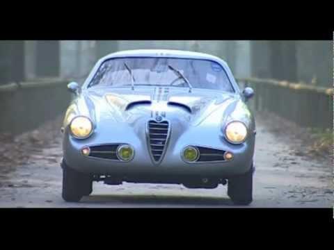 Alfa Romeo 1900 Coupè CSS Zagato - Dream Cars