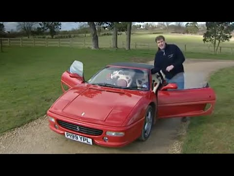 Why I Have to Have a Ferrari   Clarkson's Car Years   Top Gear