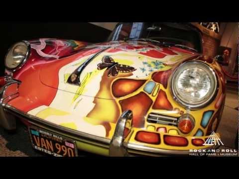 The Story of Janis Joplin's 1965 Porsche 356C Cabriolet