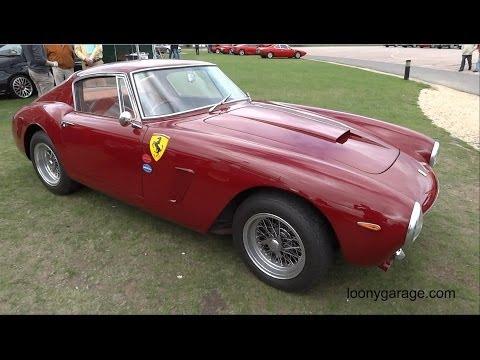 Ferrari 250 GT SWB Loud V12 Sound Revving