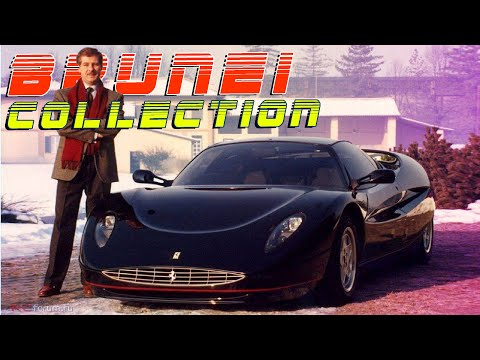 Sultan Of Brunei Car Collection   Dream Garage