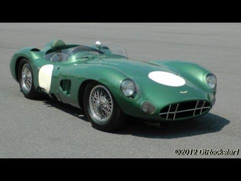 Ferrari Beaters: Aston Martin DBR1