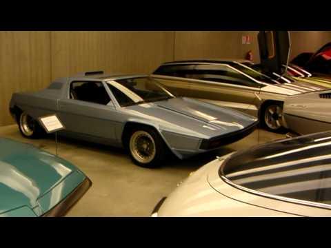 Car Guy Tour 2009 - Bertone Collection