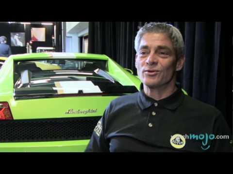 The History of Lamborghini