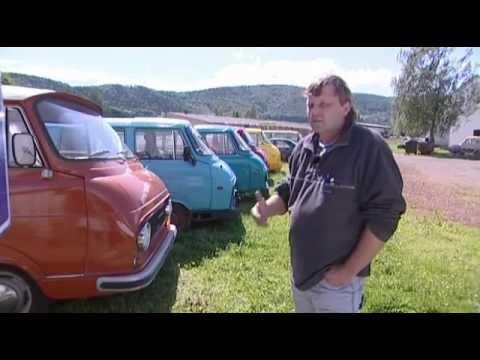 Škoda-1203 Víkend TV NOVA