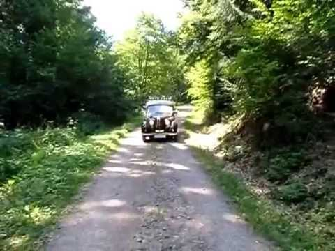 Renault Juvaquatre built 1957 - Power in the Black Forest Part II