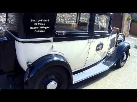 Renault Monaquatre ( 1931 - 1936 ) filmée par Gg ( 2013/07/04 )