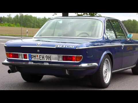 BMW E9 Coupé