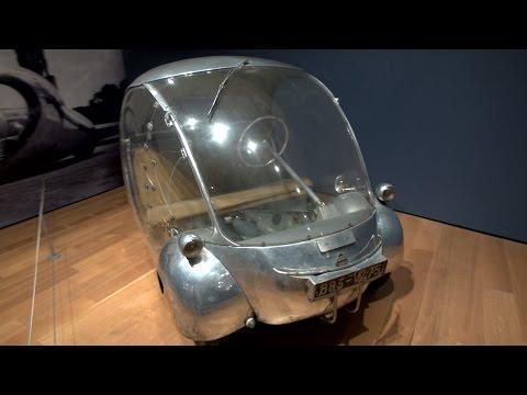 CarStuff: Dream Cars | 1942 L'Oeuf Électrique