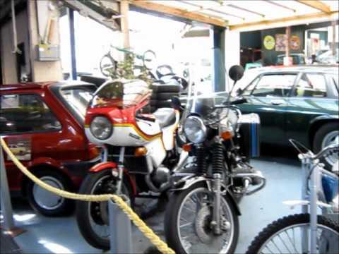 Stondon Motor Museum, Part 1, 6th August 2012