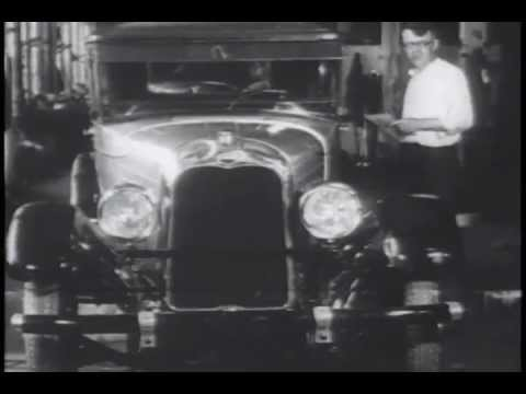 The Auburn Auto Company