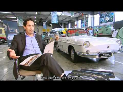 Renault Floride - This is a story of Renault Floride