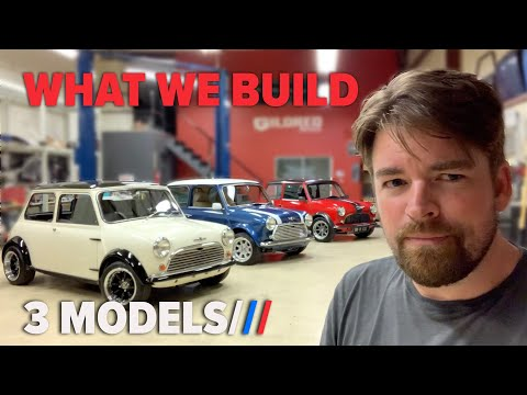 Super Coopers Defined WHAT WE BUILD AT GILDRED RACING UP CLOSE AND PERSONAL