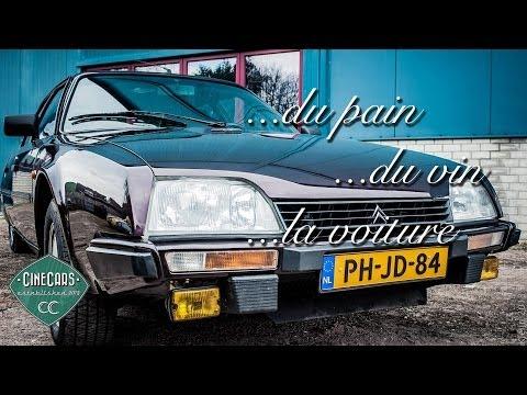 Du Pain du Vin la voiture - Citroen CX - ENG/ITA SUBS