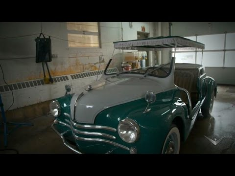 The Renault Jolly | Chasing Classic Cars