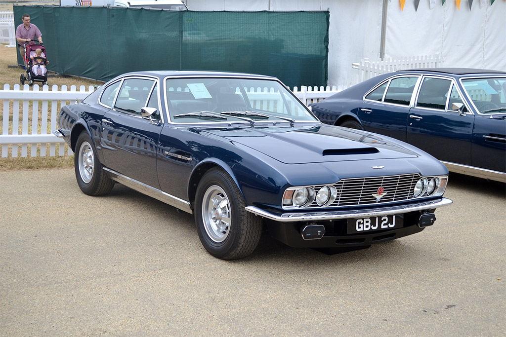 Aston Martin-DBS 1969
