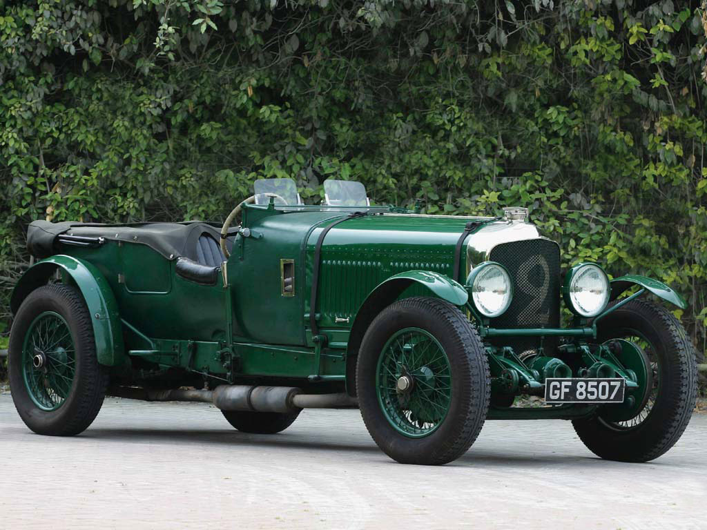 Bentley Classic Speed 6