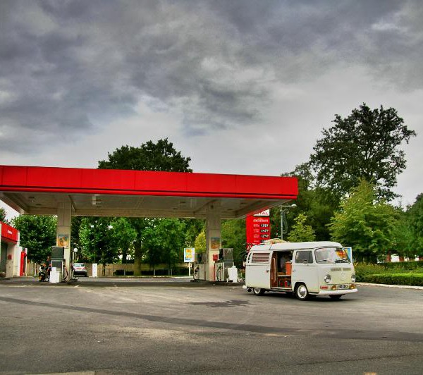 Total tankstation buitenland