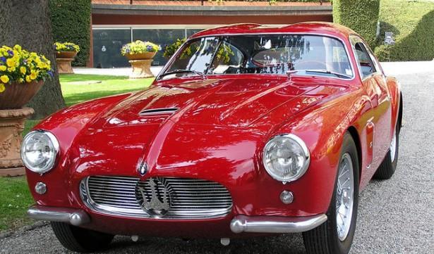 Maserati A6G2000 Zagato