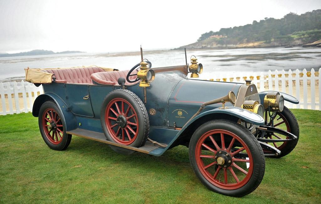Alfa Romeo 24hp 1910