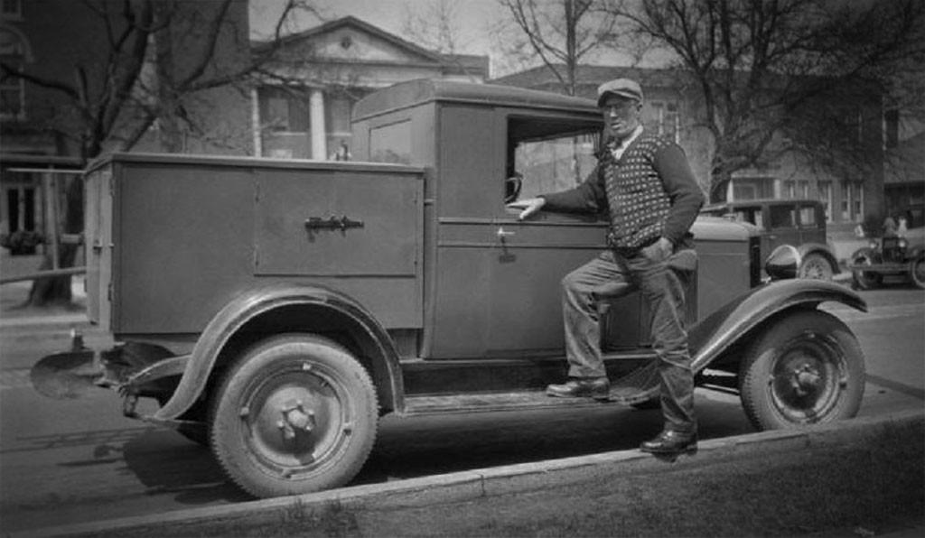 chevy truck 1930