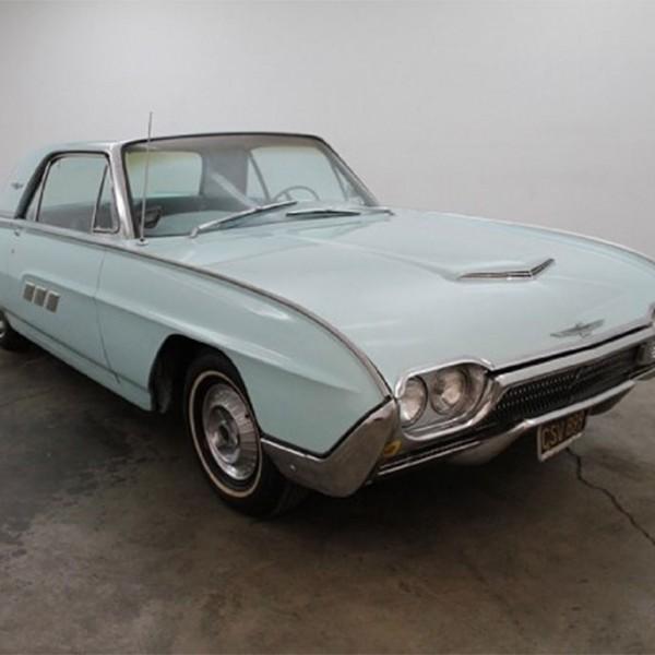 forrd thunderbird 1965