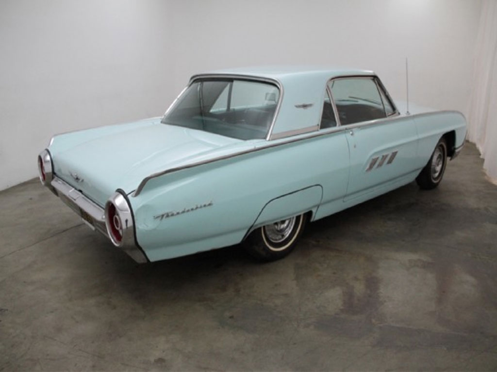 ford thunderbird1965