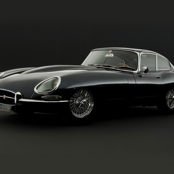 jaguar e-type coupe series i 1961–67