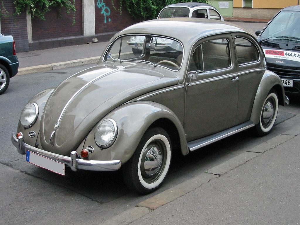 volkswagen brilkever 1951