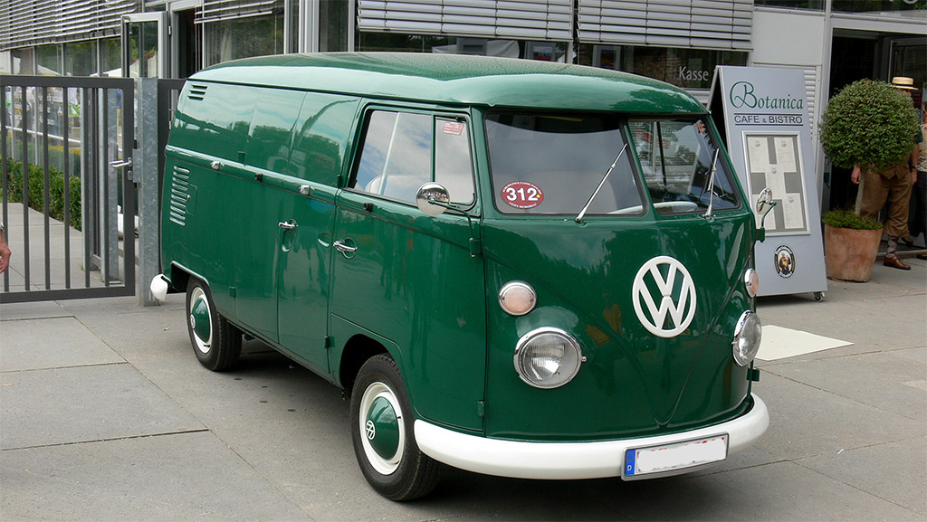 volkswagen bus type1
