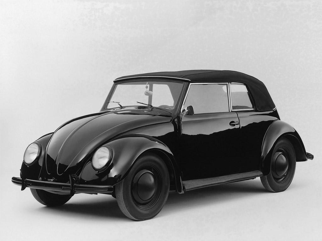 volkswagen kever 1938