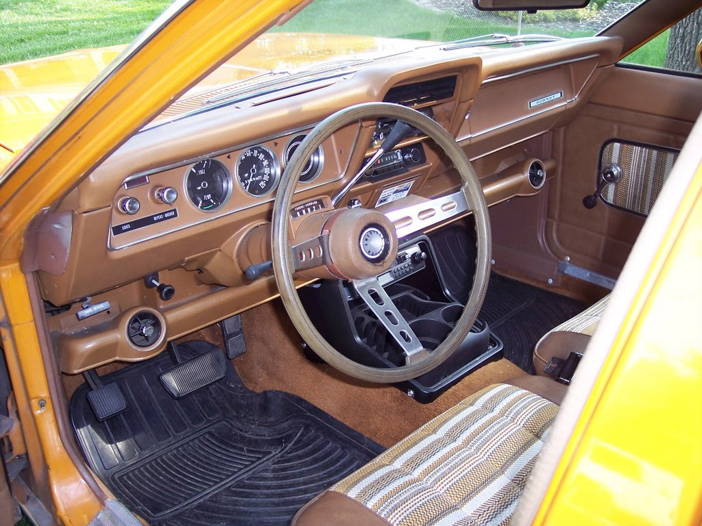 AMC Hornet interieur