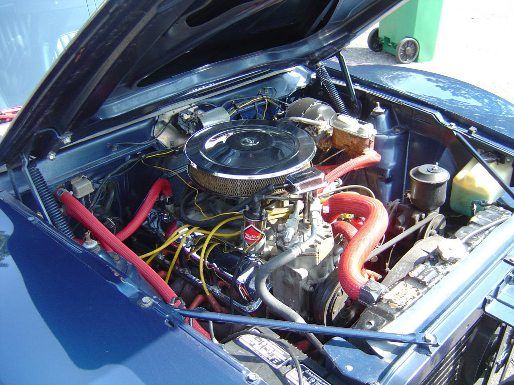 AMC Javelin motor