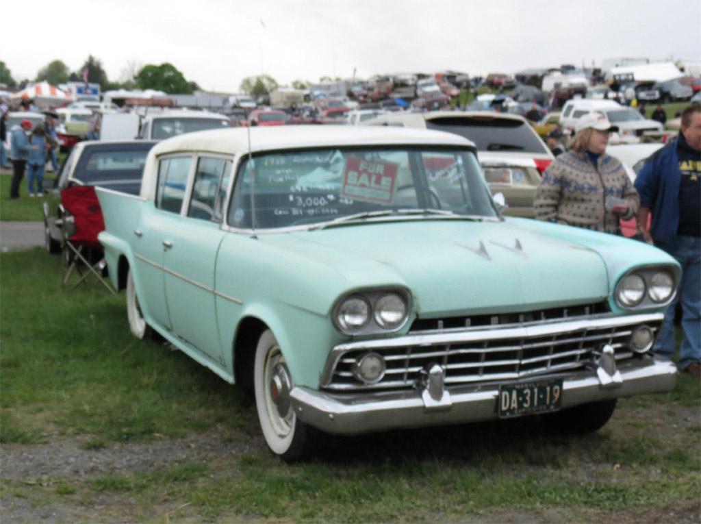AMC Rambler 1956