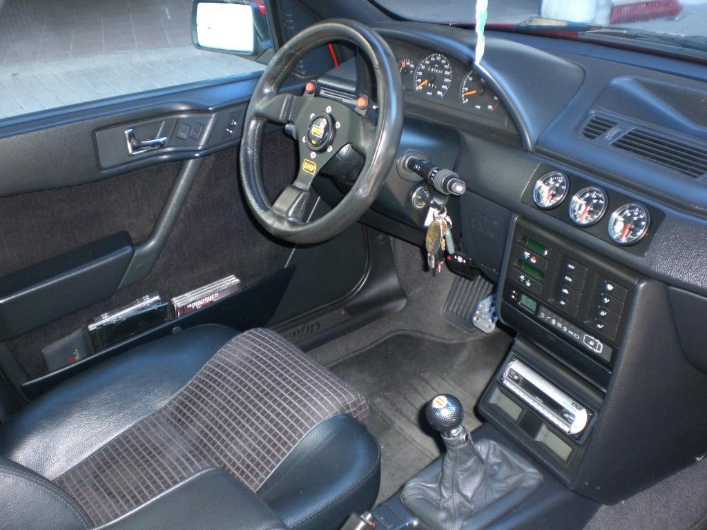 Alfa Romeo 155 interieur