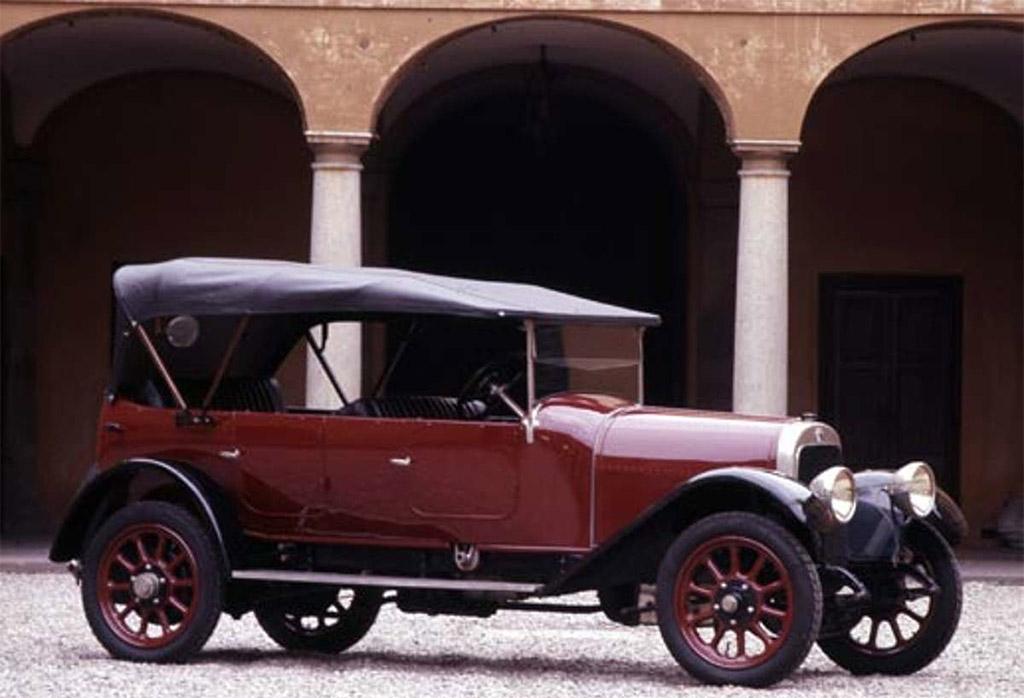 Alfa Romeo 20-30 HP