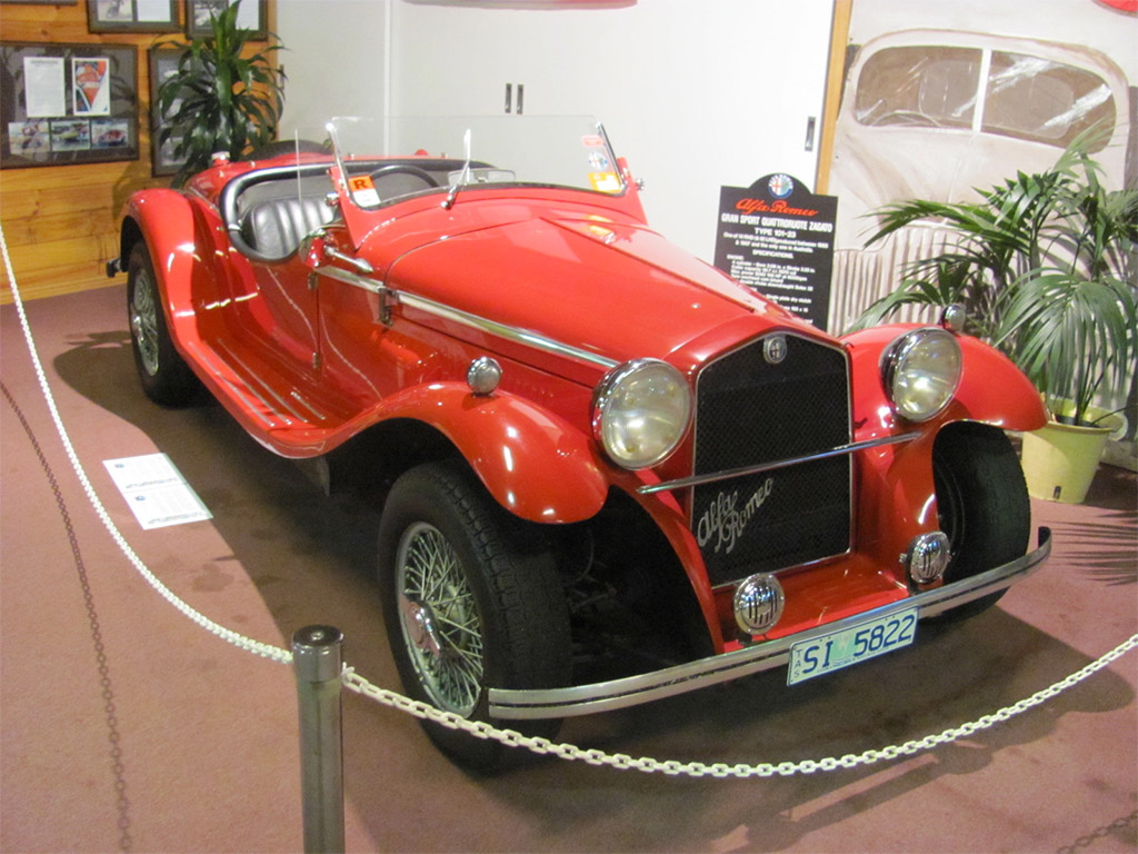 Alfa Romeo Sport Quattroruote