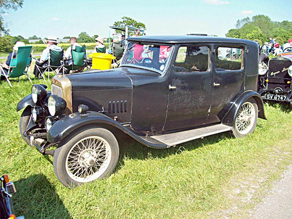 Alvis 14.75 1927