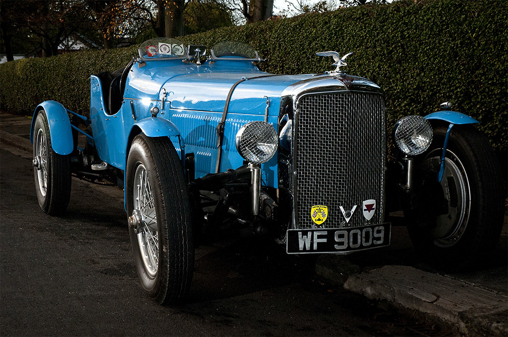 Alvis 3,5l sports special 1936