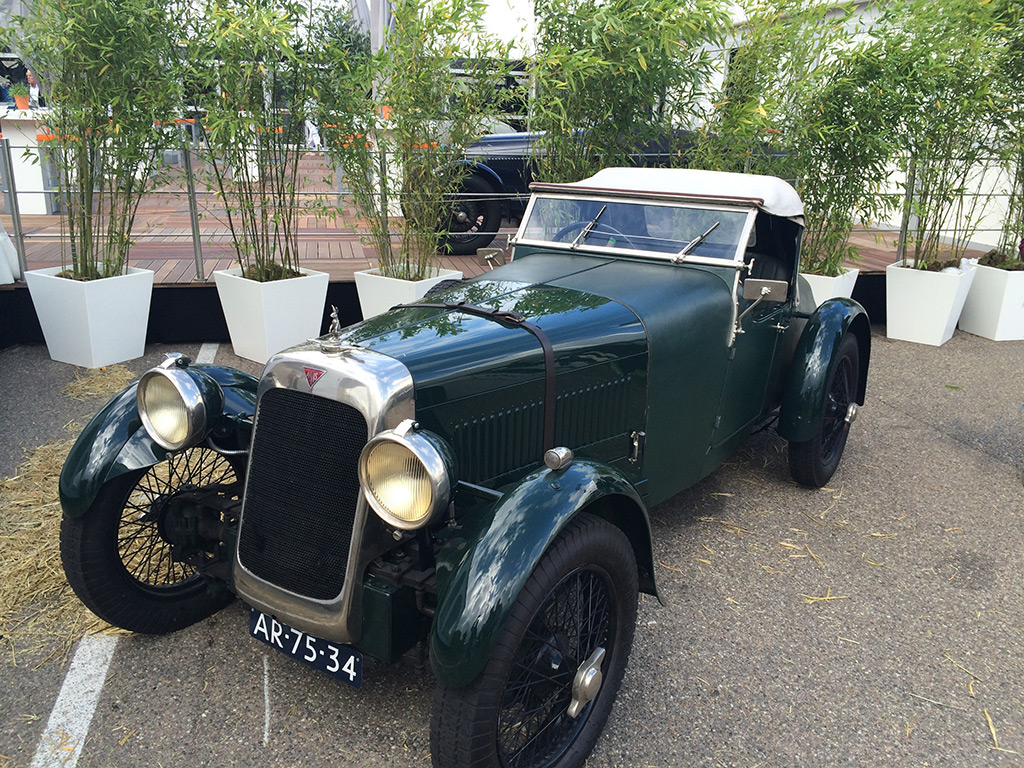 Alvis FA12/50 1928