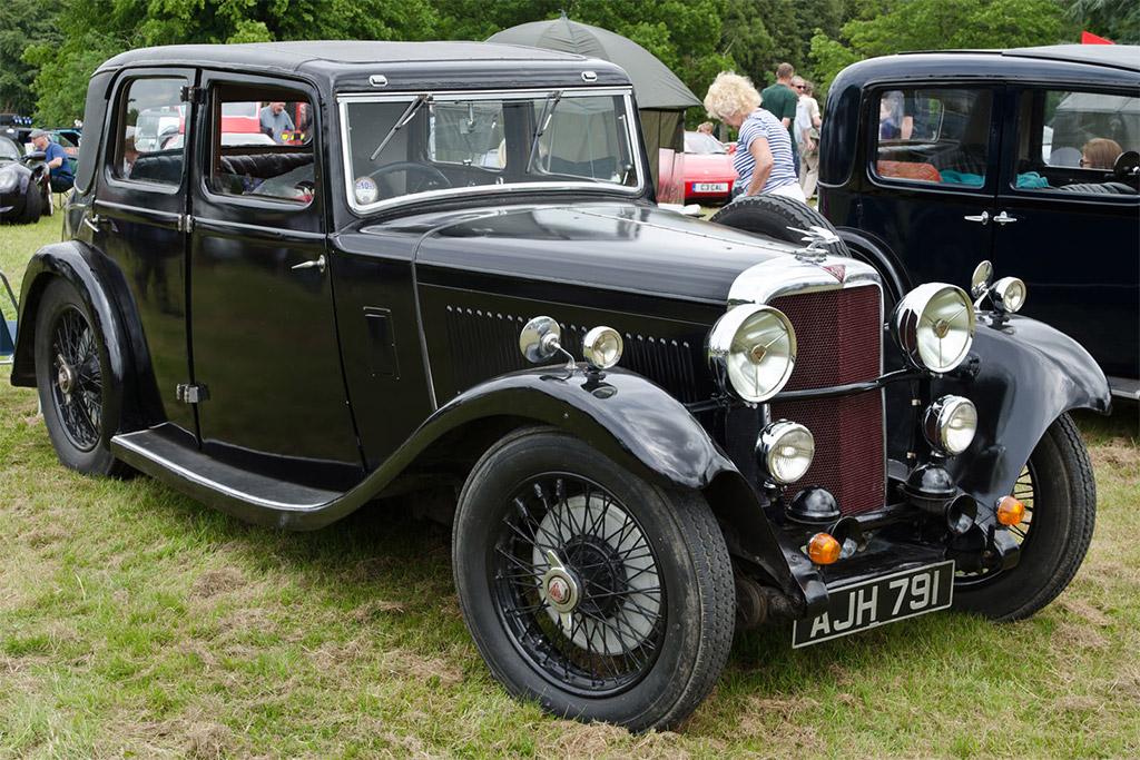 Alvis Firebird 1935
